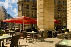 west in grand berlin-Terrasse-Relish